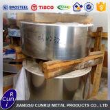 precio de fábrica 410 409 430 201 304 bobinas de acero inoxidable