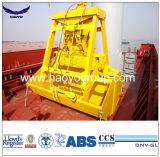 Position à télécommande d'encavateur de 10 Cbm pour la cargaison en bloc avec la plaque de pillule