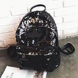 A melhor venda Shinny sacos de Shool da rapariga do plutônio da forma do Zipper do estilo do lazer da trouxa para Sy8512 ao ar livre