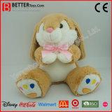 Cute Super Doux caresser un jouet en peluche animal en peluche de lapin Bunny pour fille