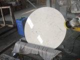 Искусственные Каррарским белый кварцевый камень кварц Benchtops прямой регистрации цен на заводе