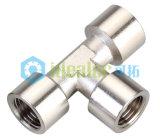 Encaixe de bronze apropriado pneumático com Ce/RoHS (HTFB009-01)