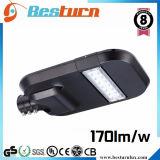 luz de calle de 40W LED 170lm/W