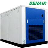 Compresor de aire No-Lubricado sin aceite del tornillo de Oilless del mudo de la tranquilidad de la corriente ALTERNA