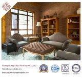 Empfindliche Hotel-Möbel mit dem Wohnzimmer-Sofa eingestellt (YB-0199)