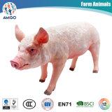 Plastic Vinyl Zoo Animal Farm Toy pour enfants