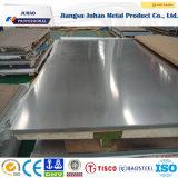 SUS 201 304 316 hoja de acero inoxidable 310S 430 409L para la decoración