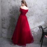 En gros dans la robe de soirée bon marché courante d'usager de mode de dames