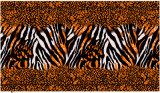 Neuester Form-Art-Seide-Schal
