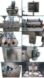 Pasta e máquina de enchimento automáticas do líquido para Yougurt (GT2T-2G1000)