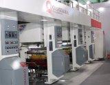 Línea electrónica impresora (ELS) del rotograbado del sistema del eje (ARCO) 320m/Min