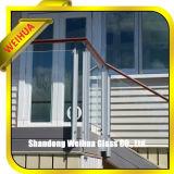 Precio de las escaleras del vidrio laminado para el vidrio del edificio con el Ce, CCC, ISO9001