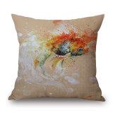 Home Produtos Têxteis roupa de algodão Aquarelle Capa do impresso para Cafe (35C0146)