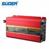 Inversor puro da potência de onda do seno de Suoer 12V 220V 1000W com indicador do LCD (FPC-D1000A)