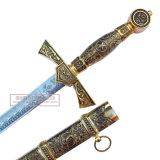 خنجر تاريخيّ [إيوروبن] صغيرة سيف فيلم خنجر [40كم]