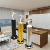 Bonito diseño 120ml aroma difusor de fragancia con pantalla táctil