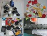 La plastica di plastica ultrasonica della saldatrice tappa la saldatura delle componenti elettroniche