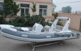 Liya 17FT/5.2M Hypalon barco inflável de borracha para venda