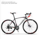 Nueva bici del camino del acero de carbón del diseño