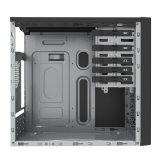 4xusbポートの最新のデザインのコンピュータのパソコンのMatxのケース、