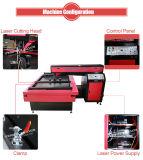 De Scherpe Machine pec-0806-B van de Laser van de Raad van de Matrijs van het Karton van de verpakking