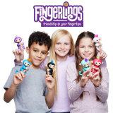 Het houden van de van Automatische Ontdekkende Interactieve Intelligente Vingertechniek van de Aap van de Baby van het Stuk speelgoed voor het Stuk speelgoed van de Jonge geitjes van Kinderen