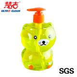 250ml, 500ml Panda bouteille Savon antibactérien hydratant liquide