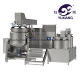 300L homogeneizador mezclador al vacío la crema de emulsionante máquina de hacer la mayonesa