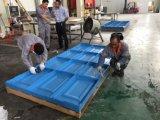 Feuille de plastique renforcée de fibre de verre, composite de moulage de feuilles SMC BMC