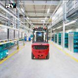 Königlicher 1.8 Dieselgabelstapler der Tonnen-1800kg mit Isuzu Motor-Cer