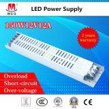 12V 12.5une alimentation à découpage SMPS 150W pour les SMPS d'éclairage LED