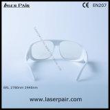 Óculos de proteção de segurança do laser dos vidros da proteção de olho para 2780nm 2940nm de Laserpair