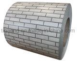 Tegel/de Plaat/het Blad van de Muur van het Staal van de Prijs van de fabriek de Kleur Met een laag bedekte voor Kenia