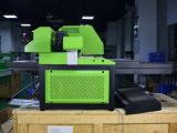 Máquina ULTRAVIOLETA para cualquie impresión superficial, impresora del PVC