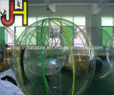Bola inflable del agua de la cremallera de Alemania