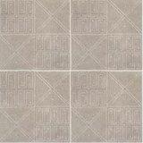 Grauer Farben-Kunst-Dekor-Muster-nicht Beleg glasig-glänzende Porzellan-Fußboden-Fliese 60X60