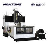 Xk2912/6 China de bajo costo de 3 ejes Fresadora CNC con pórtico de aluminio, acero, metal
