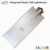 LED haute puissance de la rue solaire intégré/Jardin Lumière 50W