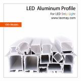 LED 지구 표시등 막대 빛을%s 고품질 사각 LED 알루미늄 단면도