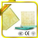 Segurança coloridos de alta qualidade em vidro laminado 8.38mm com marcação CE / ISO9001 / CCC