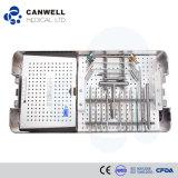 Canwell 티타늄 격판덮개, 정형외과 격판덮개 제조, 외과 티타늄 임플란트