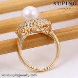 13887 Form-neuester grosser Perlen-Schmucksache-Finger-Großhandelsring für Mädchen