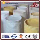 Tipo de aguja P84 el costo de la bolsa de filtro de fibra