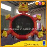 Вода Trampolin милого тигра оборудования игры воды раздувная для взрослых и малышей (AQ3104)