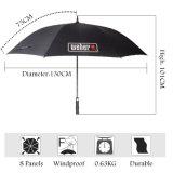 Компактная модель 190t Pongee всего продажи самые дешевые зонтик марки поле для гольфа
