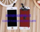 Schermo dell'affissione a cristalli liquidi di tocco del telefono mobile per il display a cristalli liquidi di iPhone 5s per il rimontaggio 4.7 pollici