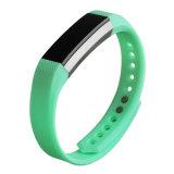 El deporte de alta calidad de la banda de reloj inteligente de silicona para Fitbit Alta.