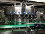 Máquina de rellenar de la máquina pura del agua con la etiquetadora