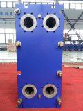 オイルクーラーのための板形熱交換器、熱交換器