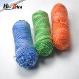 L'esportazione a 70 paesi ha tinto il filato fantasia del Crochet